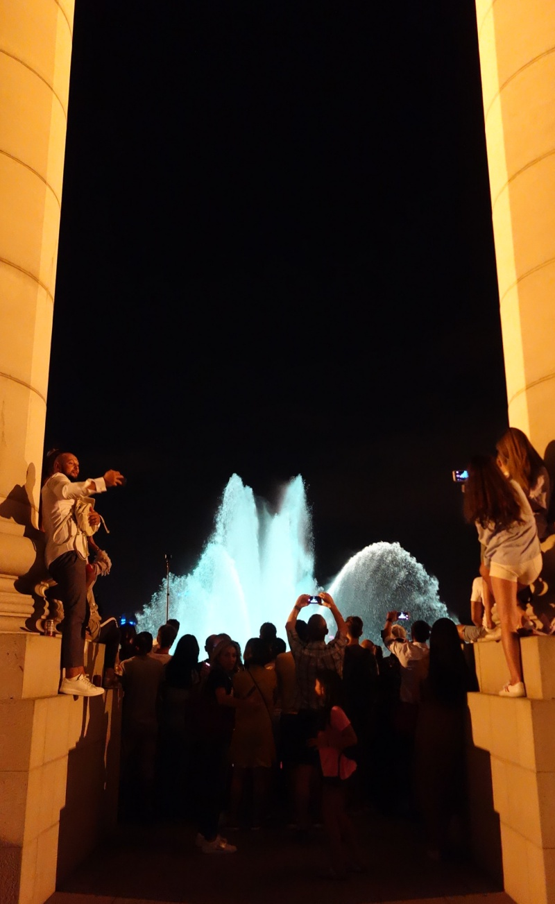 Magic Fountain of Montjuïc