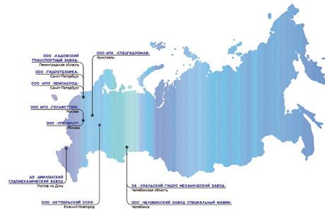 наиболее крупные заводы России