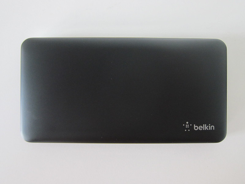 Belkin Pocket Power 10K Power Bank - Front
