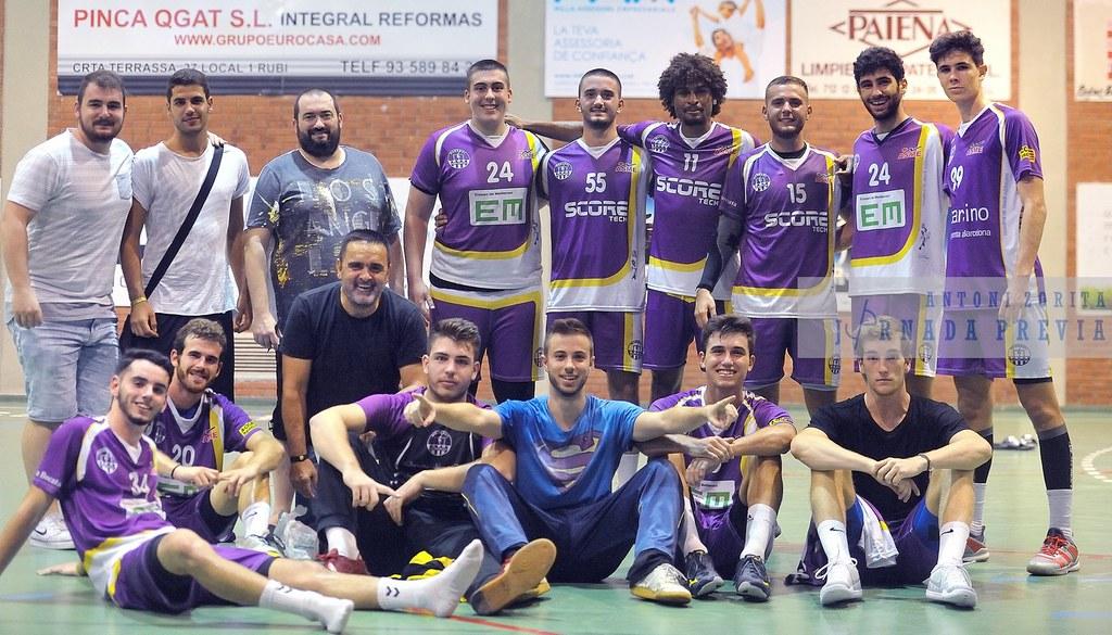 OAR Gràcia Sabadell - SM Adrianenc B