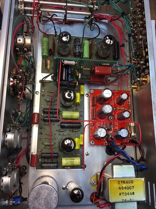 PAS tone - Compatibility of Dynaco PAS with VTA ST70, Subwoofers, and other power amps -- INPUT IMPEDANCE discussion - Page 4 29671219627_98aed4bd9e_c