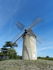 Le moulin de Malescasse - Photo of Listrac-Médoc