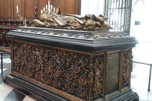 Grab  von Maria von Burgund Liebfrauenkirche