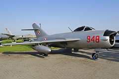 Polish Air Force Mikoyan-Gurevich MiG-17PF 948 EPDE 23-08-18
