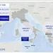 Μεσόγειος: Αφίξεις μέσω θάλασσας πίνακας 2017 & 2018 infographic