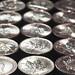 Tray of 1oz. Silver Bullion Coins