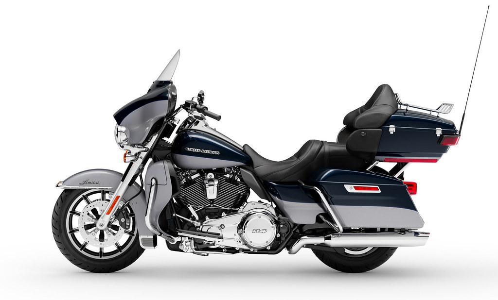 Harley-Davidson 1870 ULTRA LIMITED LOW FLHTKL 2019 - 9