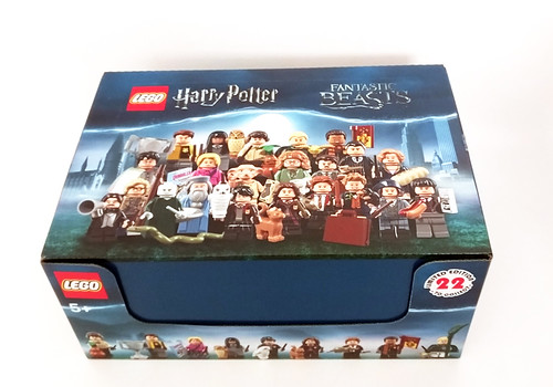 LEGO Harry Potter and Fantastic Beasts Collectible Minifigures (71022)