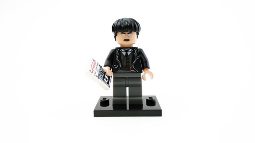LEGO Harry Potter and Fantastic Beasts Collectible Minifigures (71022) - Credence Barebone