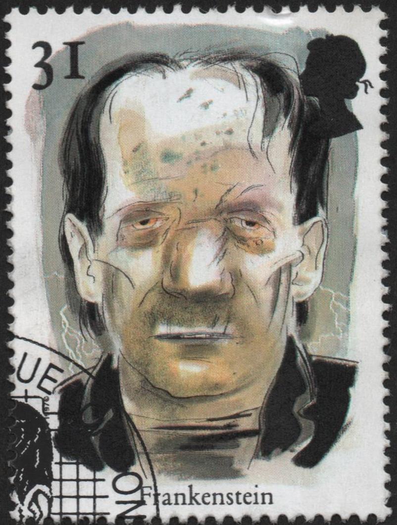Great Britain - Scott #1755 (1997)