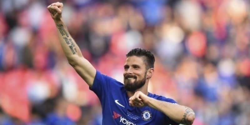 Giroud: Saya menolak mengesampingkan Chelsea