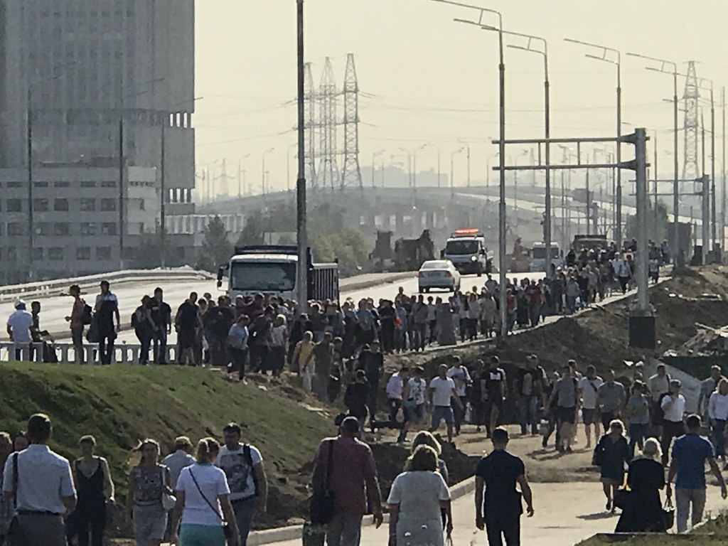 Армия по убийству Москвы градостроительное преступление