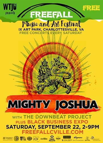 Mighty Joshua 9_22_18