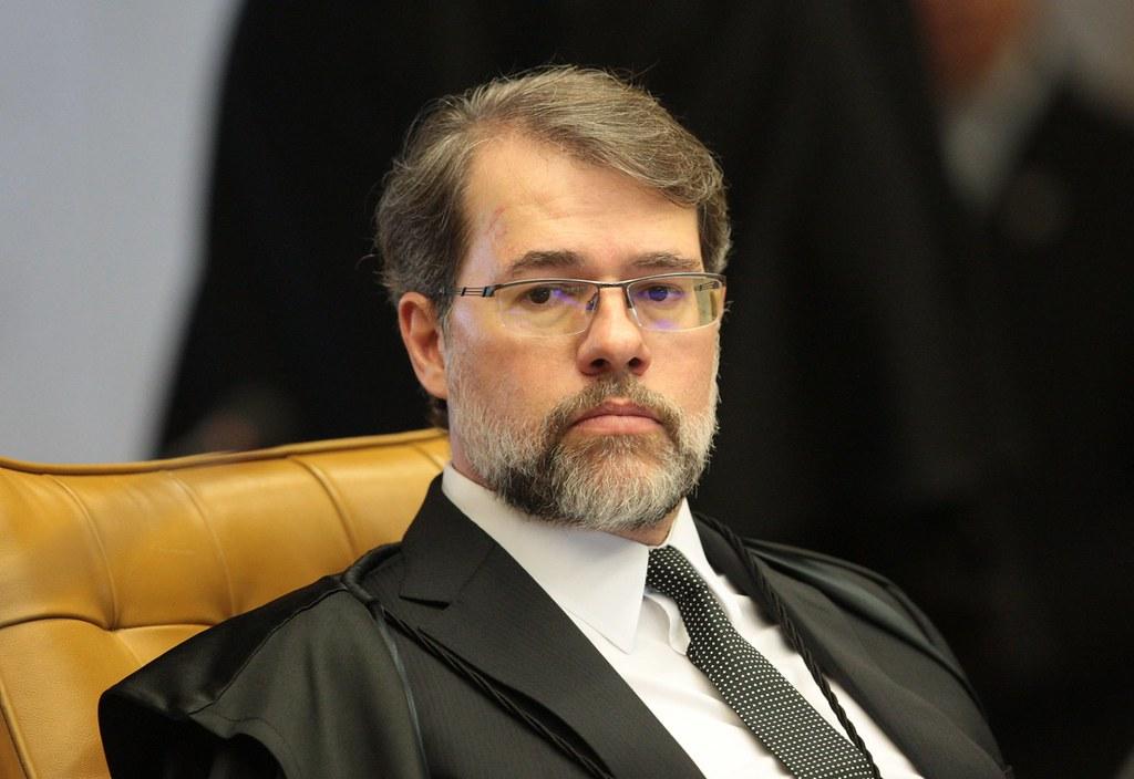 Dias Toffoli assume hoje a presidência do Supremo Tribunal Federal, Dias Toffoli