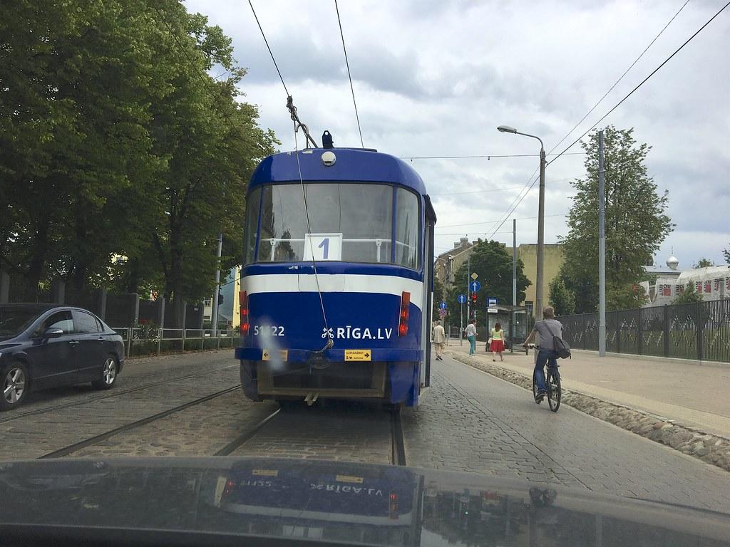 Via Baltica - Omalla autolla Baltiaan ja Puolaan 2018