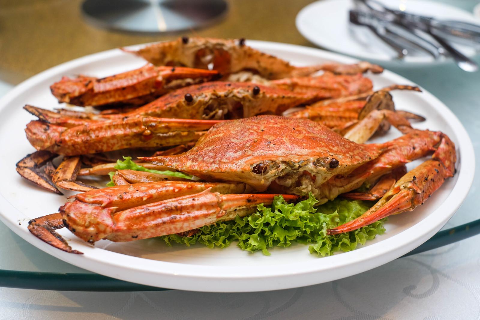 Famous Treasure Crab