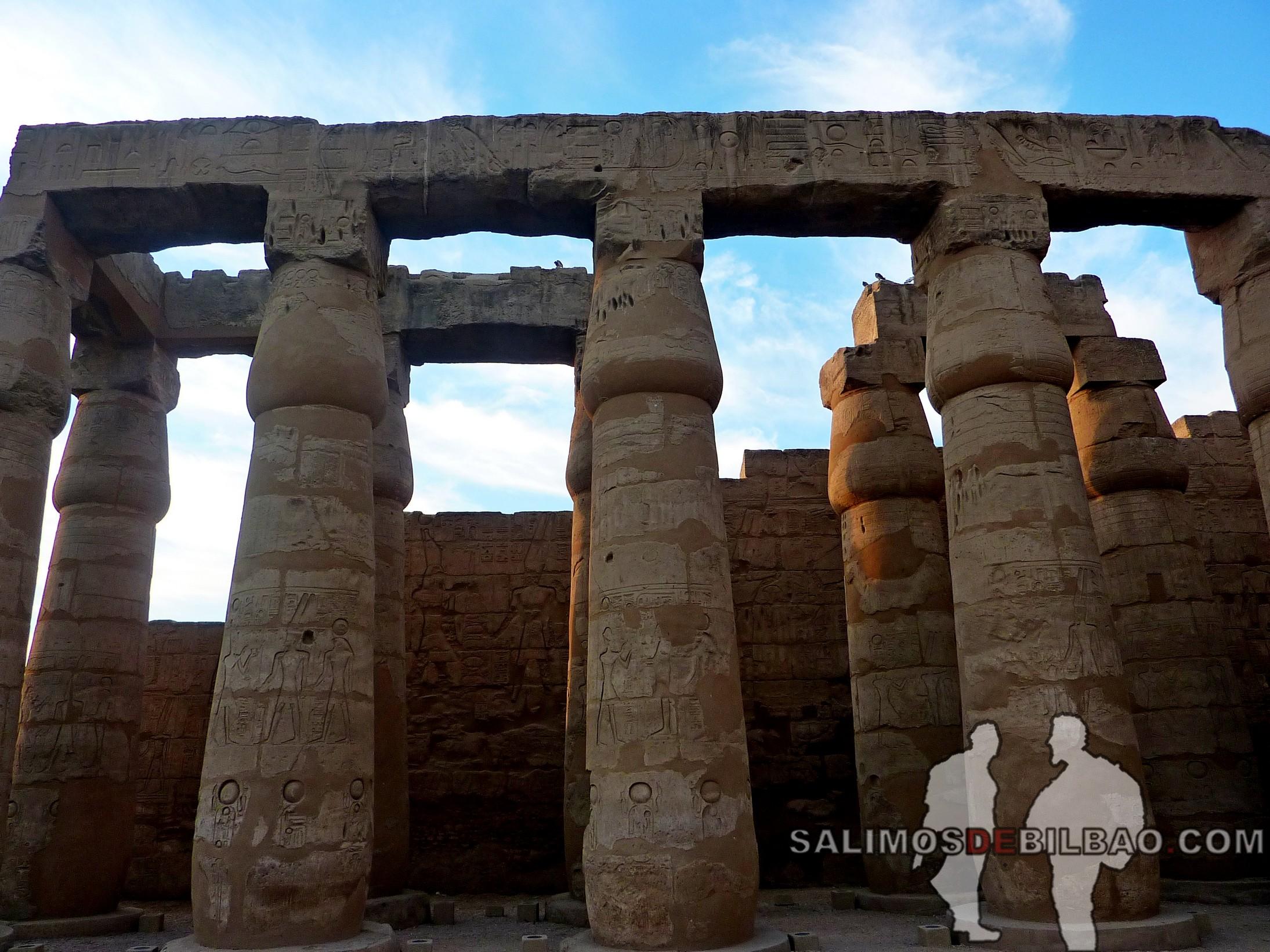 0708. Templo de Luxor