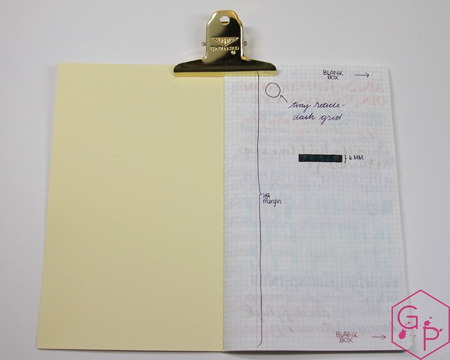 Idea Tomoe River Paper Notebook @PhidonPens 2
