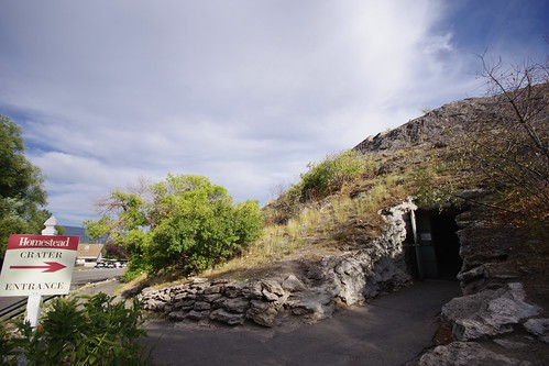 Homestead Crater Heber, Utah
