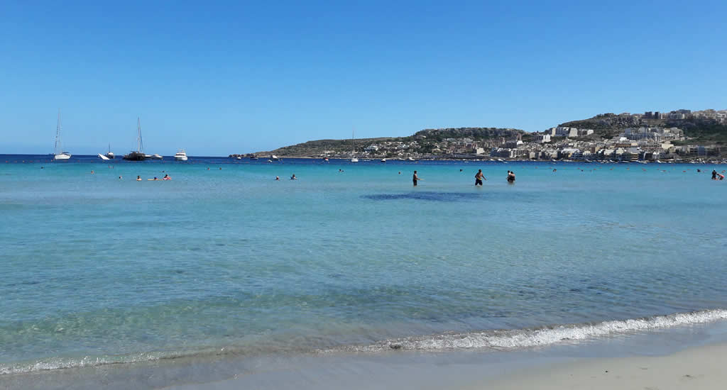Dagje strand op Malta | Malta & Gozo