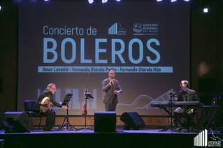 Concierto Fernando Otárola padre e hijo