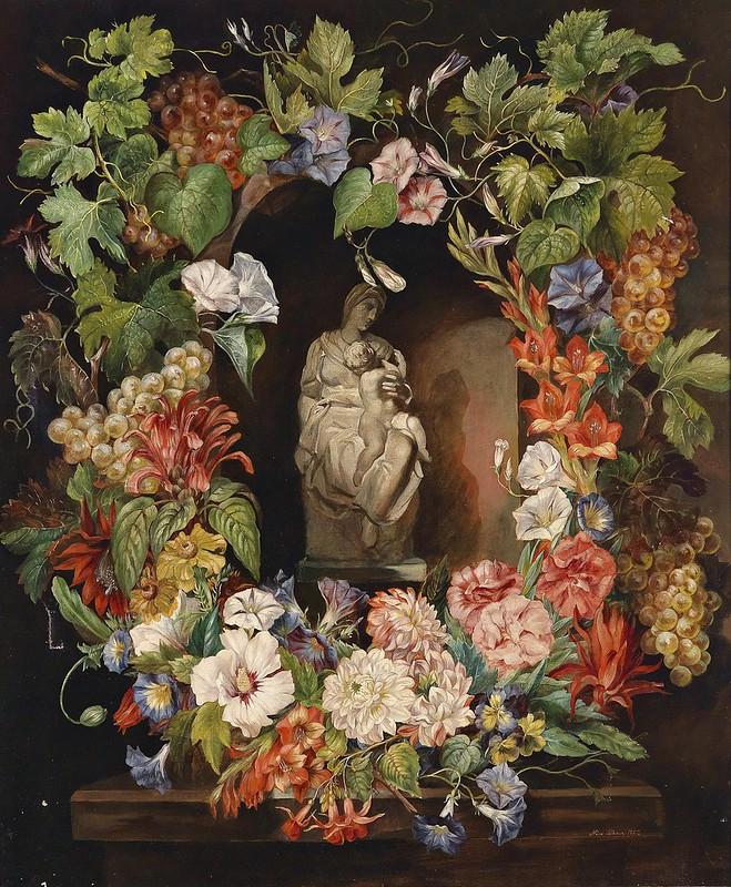 Jan Philipp van Thielen & Erasmus Quellinus II - Madonna Relief