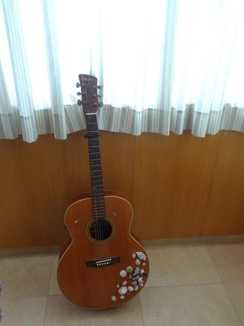 Guitarra de verano