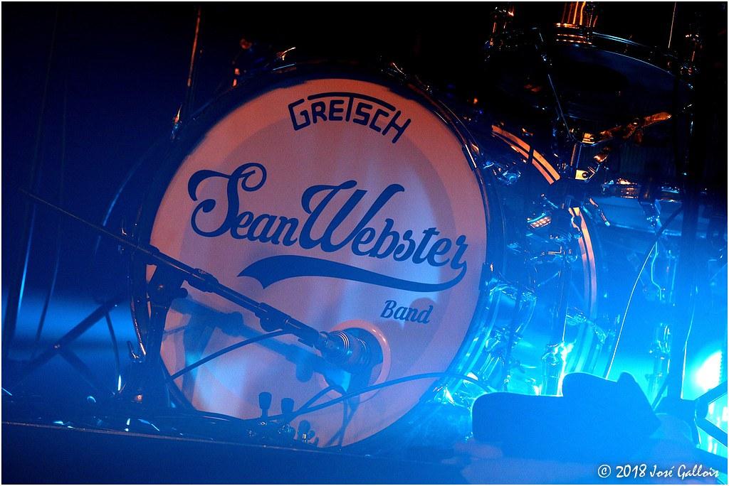Sean Webster & Band