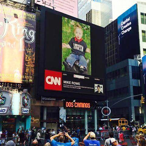 NDSS Times Square Video