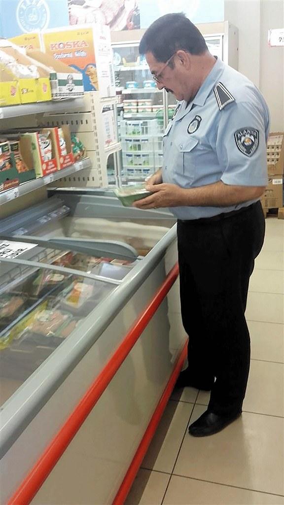 Zincir marketleri Alanya Belediyesi denetledi