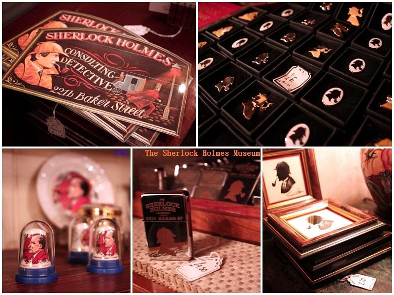 london-Sherlock Holmes- Museum-17docintaipei-福爾摩斯博物館 (22)