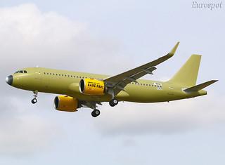 F-WWBC Airbus A320 Neo Spirit