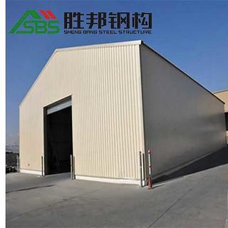 SBS prefab steel structure warehouse