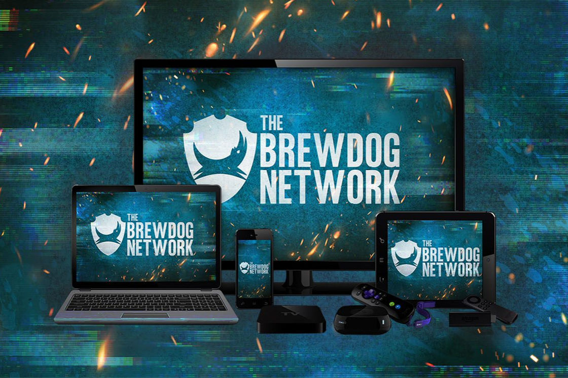 BrewDog запустила собственный телеканал