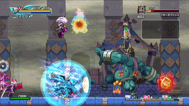Dragon Marked For Death クエスト002
