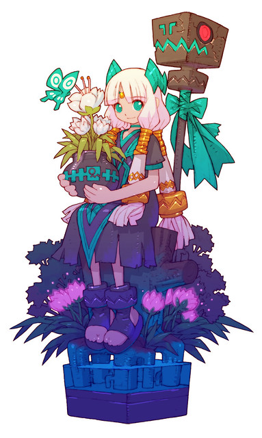 Dragon Marked For Death アミカ001