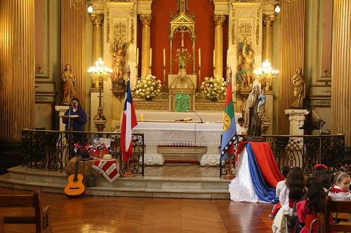 Misa a la Chilena y Actividades Fiestas Patrias