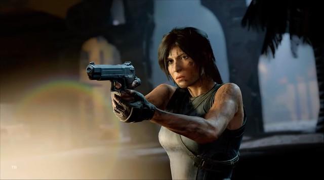 Shadow of the Tomb Raider - Capturado