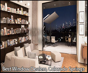 best window dealers colorado spring