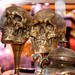 Harry Potter WB Studio Tour-Skulls