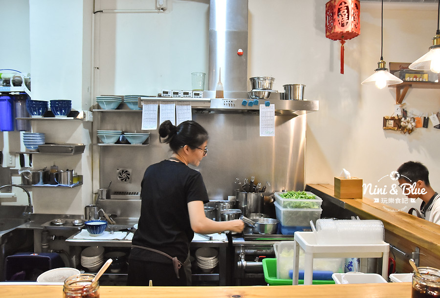 東沐食在 台中科博館 植物園 美食05