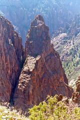 Pulpit Rock, Black Canyon of the Gunnison