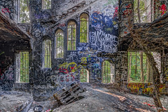 Villa abandonnée [Urbex]
