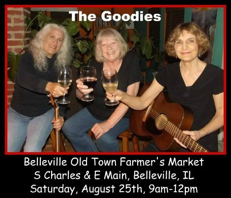 The Goodies 8-25-18