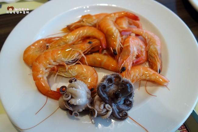 宜蘭悅川酒店 晚餐 羅琳西餐廳 buffet 吃到飽 西式自助餐 (21)