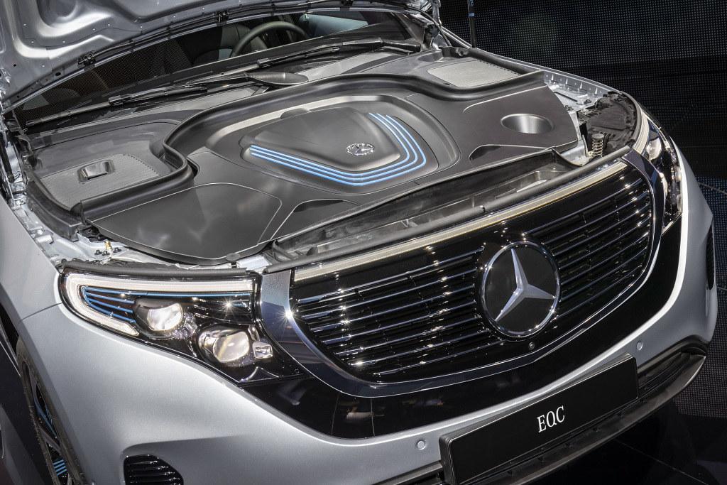 Mercedes EQC Premiera 1