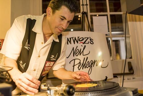 Neil Pellegrin at the WWOZ Groove Gala on September 6, 2018. Photo by Ryan Hodgson-Rigsbee www.rhrPhoto.com