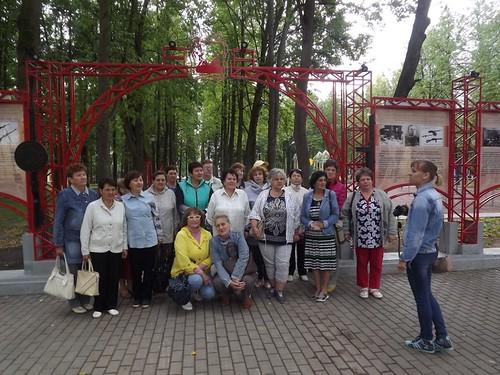 Селивановские ветераны посетили Ковров