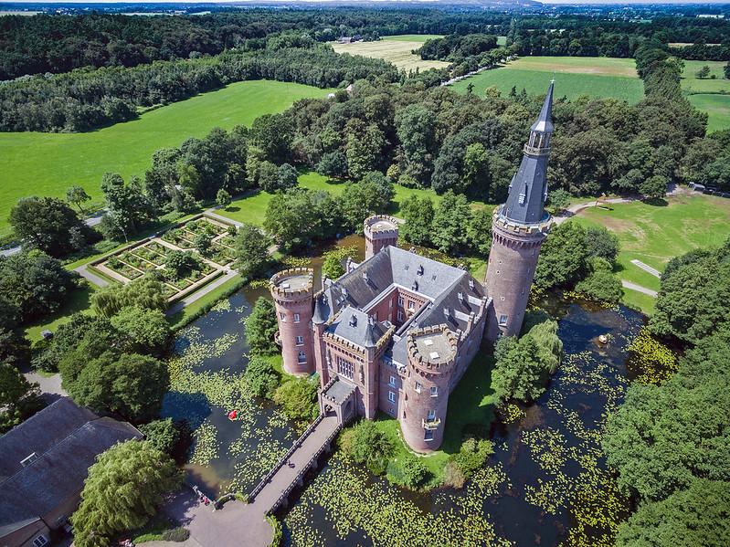 Castillo de Moyland