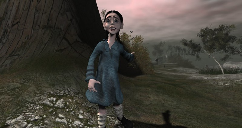 The Girl Who Cried Wolf by Cica Ghost, in the moderate sim, Never